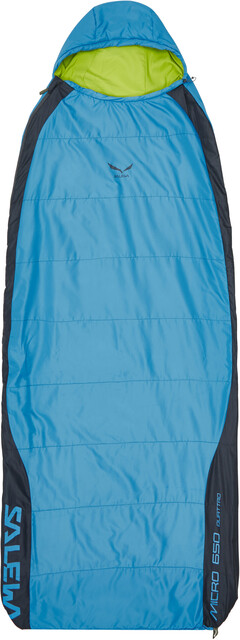 Salewa Micro 650 Quattro Sleeping Bag Davos (2019)